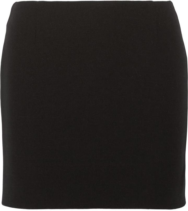 TOM FORD Stretch-wool mini skirt
