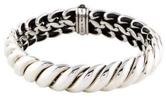 David Yurman Hampton Cable Collection Narrow Bracelet