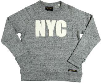 Nyc Cotton Sweatshirt