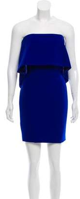 Jay Godfrey Viola Strapless Dress