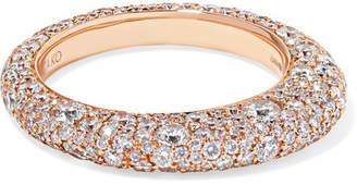 Anita Ko Galaxy 18-karat Rose Gold Diamond Ring
