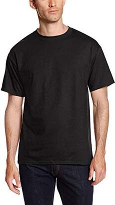 Hanes Men's Short Sleeve BEEFY-T (Pack Of 2)