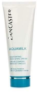Lancaster NEW Aquamilk Comforting Hand & Nail Cream 75ml Womens Skin Care