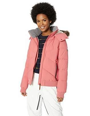 Roxy Snow Junior's Hanna Bomber Snow Jacket