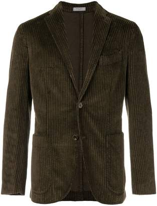 Boglioli classic single-breasted blazer
