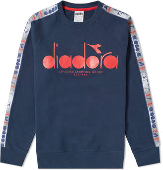 Diadora Offside 5Palle Crew Sweat