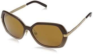 Burberry Men's 4255 0BE4255 30295V Rectangular Sunglasses