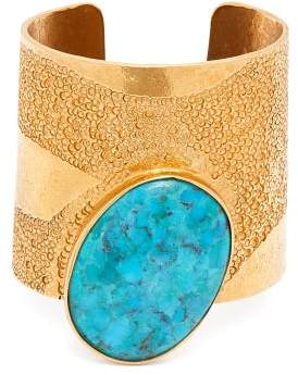 Karry O - Turquoise Cuff - Womens - Blue