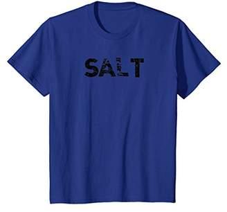 """Salt"" Funny Couples Halloween T-Shirt"