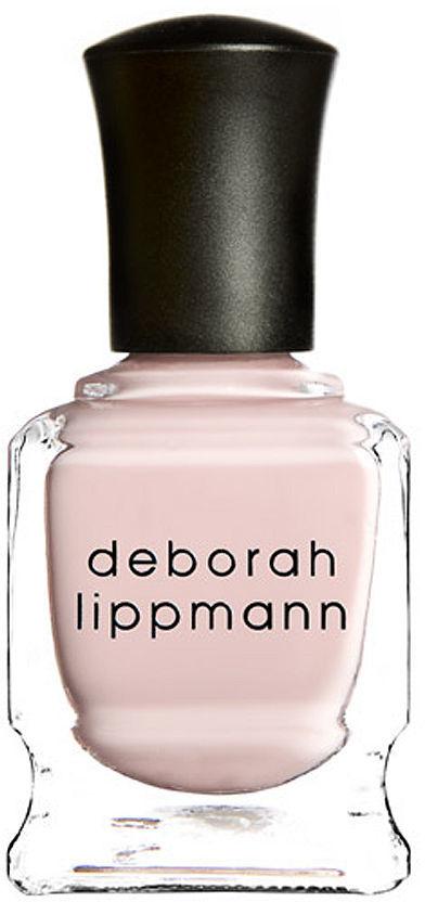 Deborah Lippmann Nail Color, Red Silk Boxers 0.5 oz (15 ml)