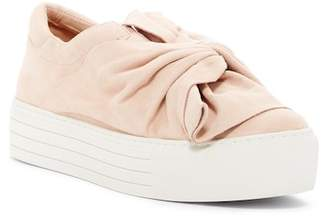 Kenneth Cole New York Aaron Twisted Knot Flatform Sneaker