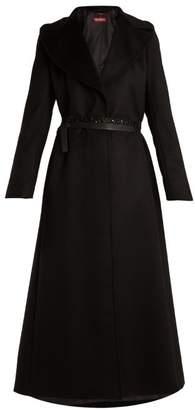Max Mara Afosi Coat - Womens - Black