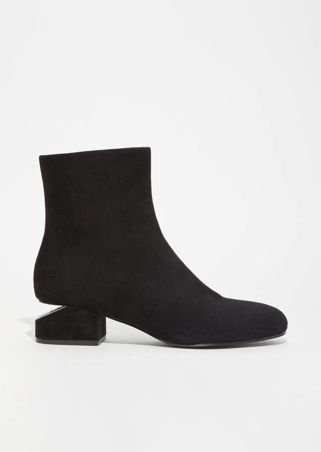 Alexander Wang Kelly Suede Boot Black Size: EU 40