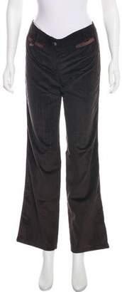 Dolce & Gabbana Mid-Rise Pants