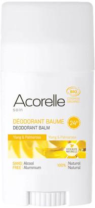 Acorelle Organic Ylang and Palmarosa Deodorant Balm 40g