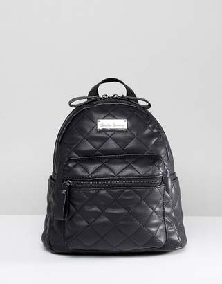 Claudia Canova Quilted Mini Backpack