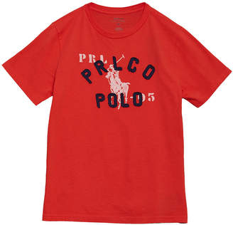 Ralph Lauren Polo Boys' Graphic T-Shirt