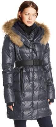 Rudsak RUD by Women's Jacqueline Luxurious Mid-Length Down Coat