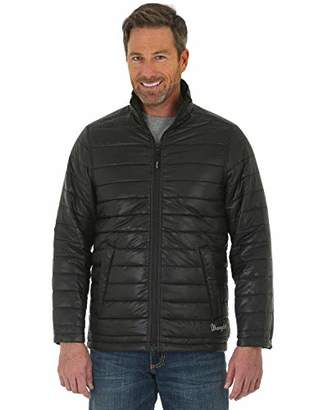 Wrangler Men's Water Repellent Range Jacket