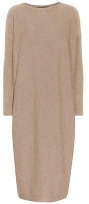 Salvatore Ferragamo Cashmere tunic dress
