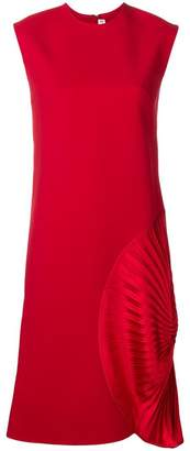 Victoria Beckham sleeveless pleated dress