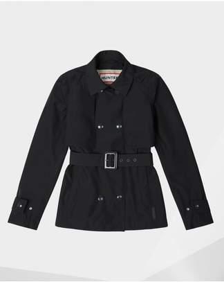 Hunter Womens Original Refined Trench Jacket