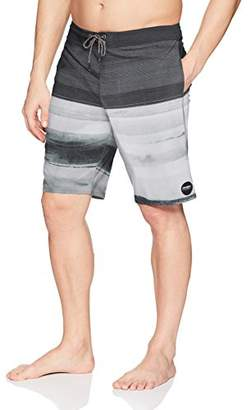 O'Neill Men's Striped Cruzer Stretch Boardshort