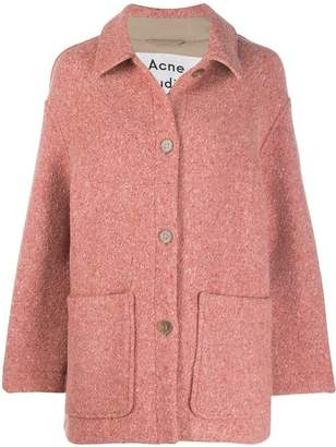 Acne Studios cocoon oversized coat