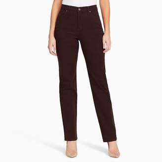 Gloria Vanderbilt Womens Straight Leg Jean