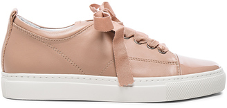 Lanvin Low Top Sneakers $595 thestylecure.com
