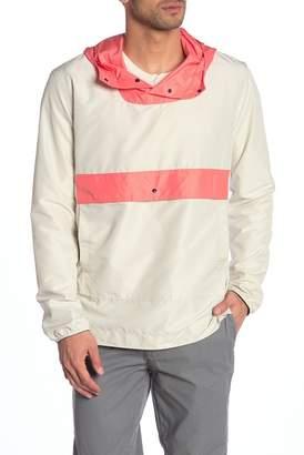 Herschel Voyage Colorblock Packable Hooded Anorak Jacket