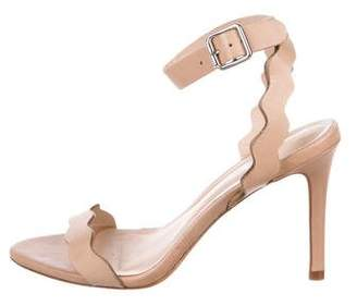 Loeffler Randall Leather High-Heel Sandals