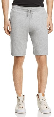 REIGNING CHAMP Heathered Sweat Shorts $95 thestylecure.com