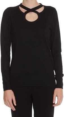 Michael Kors Cross Neck Sweater
