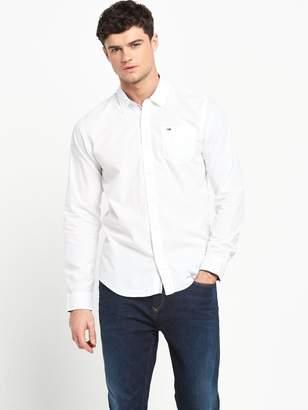 Tommy Jeans Hilfiger Denim Original End on End L/S Shirt