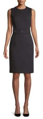 BOSS Duleama Sheath Dress
