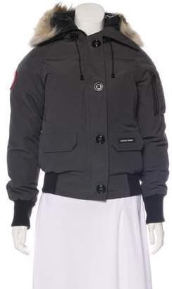 Canada Goose Chilliwack Fur-Trimmed Jacket