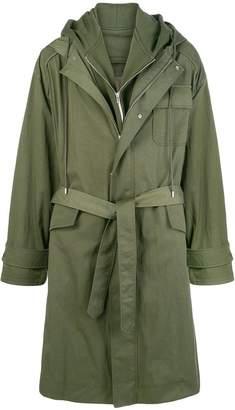 Juun.J oversized coat
