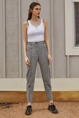 BDG Checkered Mom Pant