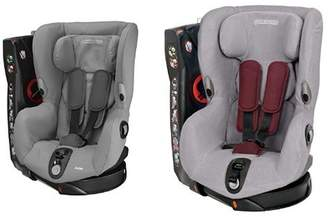 Maxi-Cosi Axiss Group 1 Car Seat (Concrete Grey) and Summer Cover (Cool Grey) Bundle