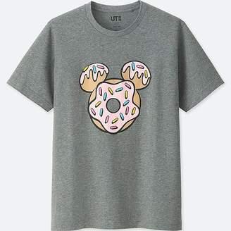 Uniqlo Mickey Art Short-sleeve Graphic T-Shirt (kevin Lyons)