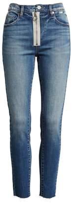 Blank NYC BLANKNYC The Great Jones Contrast Fly Skinny Jeans