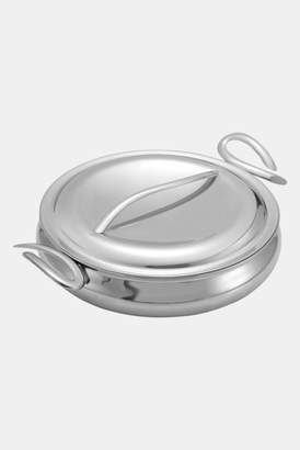 Nambe Silver 8 Quart Saute Pan