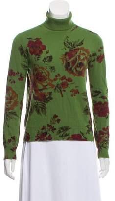 Etro Cashmere Turtleneck Sweater