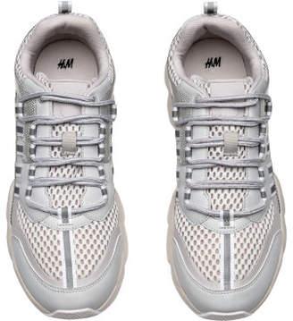 H&M Mesh Sneakers - Gray