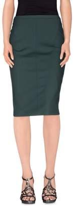 Les Copains Knee length skirt