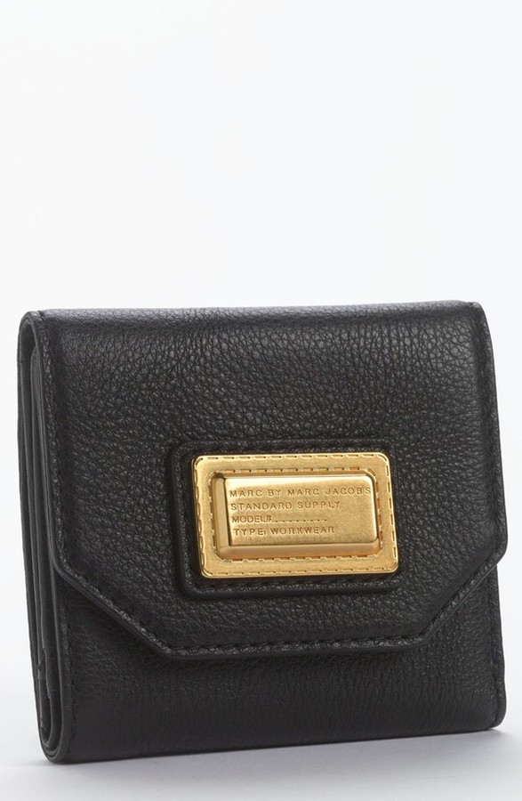 Marc by Marc Jacobs Bifold French Wallet