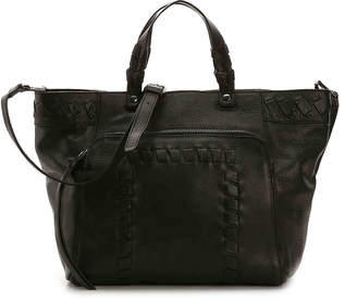 Kooba Monterey Leather Satchel - Women's