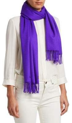 Loro Piana Women's Sciarpa Grande Cashmere Scarf