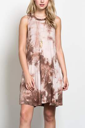 Wishlist Tie Dye Dress